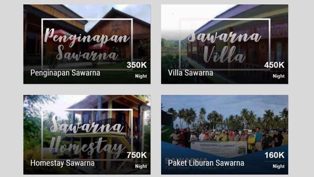 Paket Wisata Sawarna